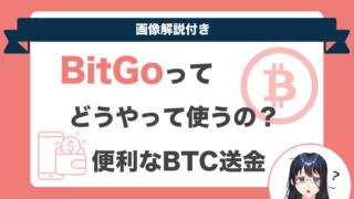 FXBeyondのBitGoについて解説